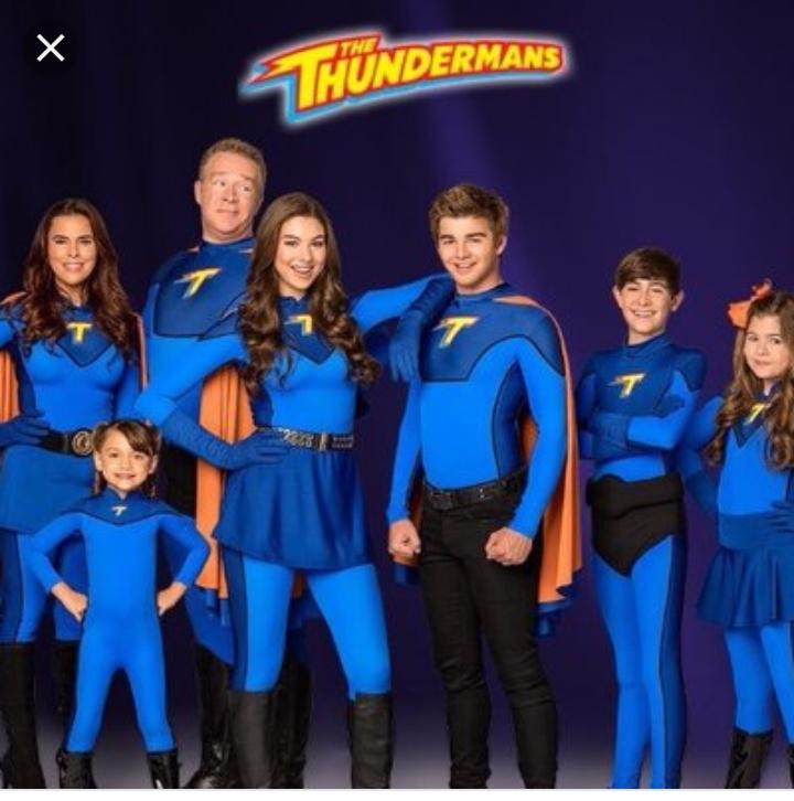 The Thundermans Deutsch